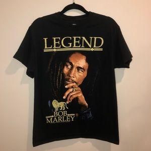 47a6791ac080da Bob Marley Large Print Legend Shirt 2017